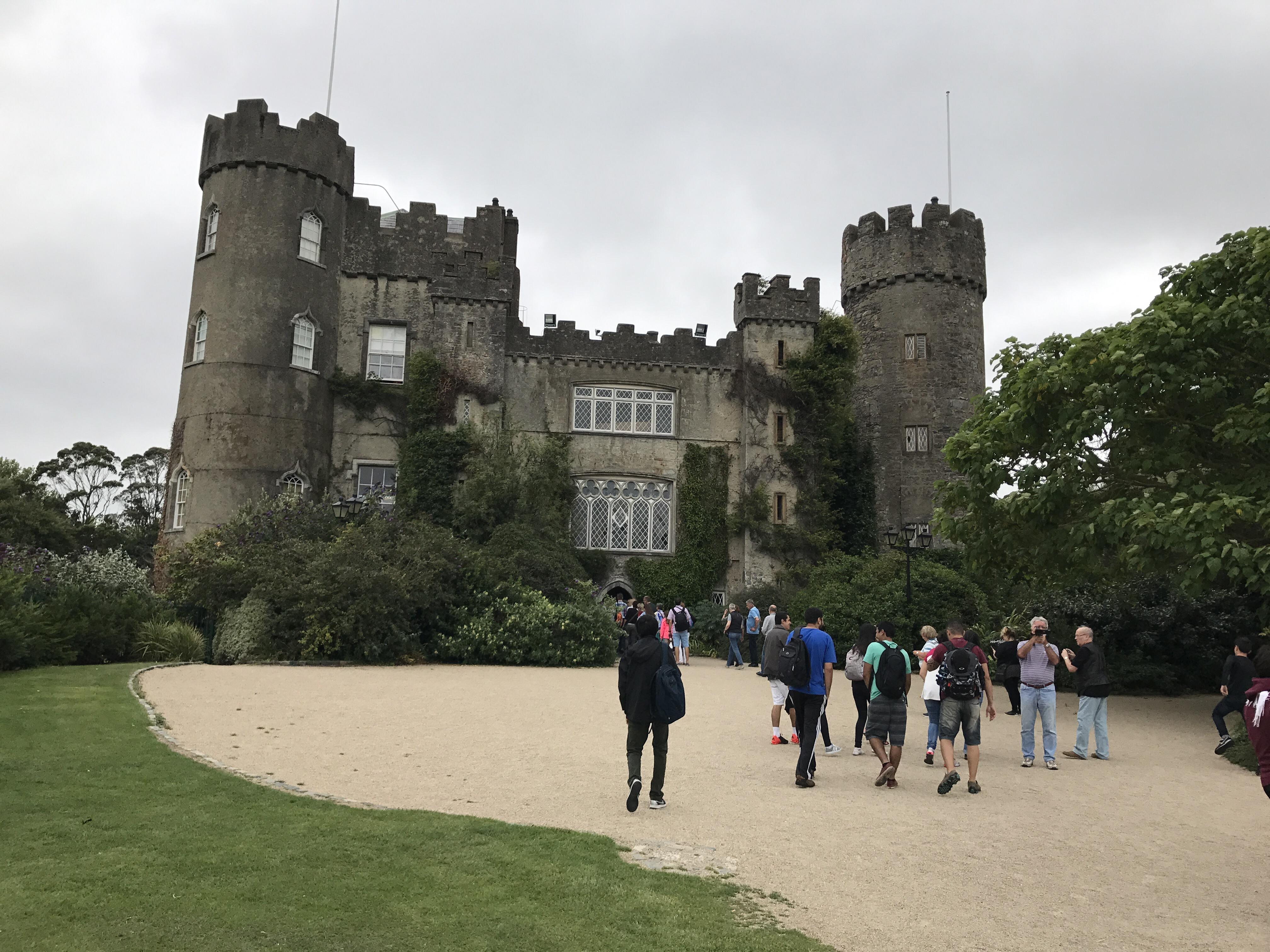 Mallahide Castle